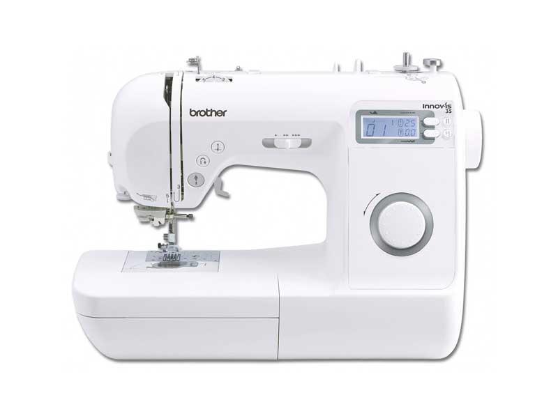 Macchina per cucire marca Brother modello 35